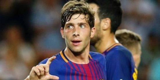El grande de la Premier que quiere sacar a Sergi Roberto del Barça (y no es el United de Mourinho)