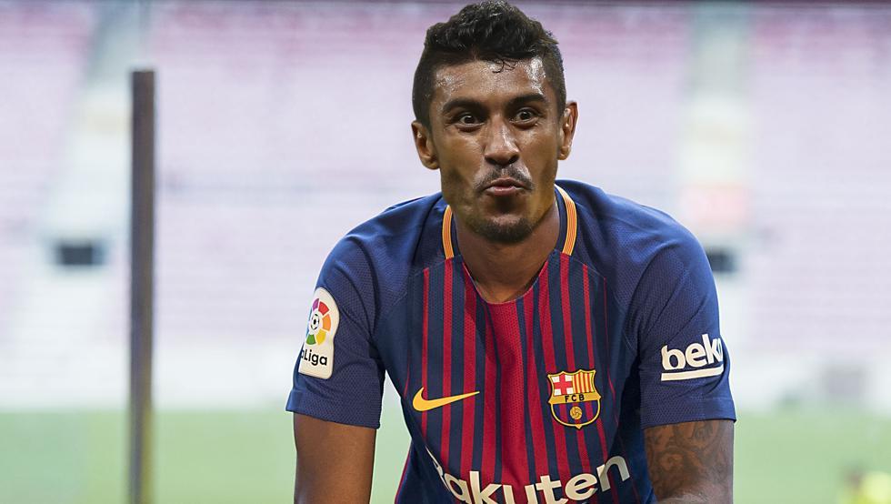 El sorprendente mensaje que recibió Paulinho tras convertirse en el héroe del Barça