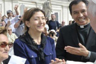 """Ingrid Betancourt: """"El Papa nos ha recordado que no podemos quedarnos aferrados a la venganza y al odio"""""""