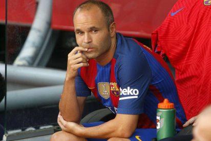 El motivo oculto por el que Iniesta se plantea su futuro en el Barcelona
