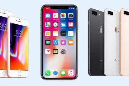 ¿Por qué los iPhone 8 y el iPhone X son más caros en España que en EEUU?