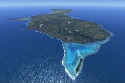 ¿Cómo perdió España la isla de Guam?