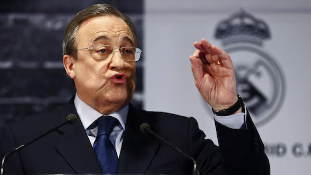Florentino Pérez esconde un detalle muy feo de un crack del Real Madrid
