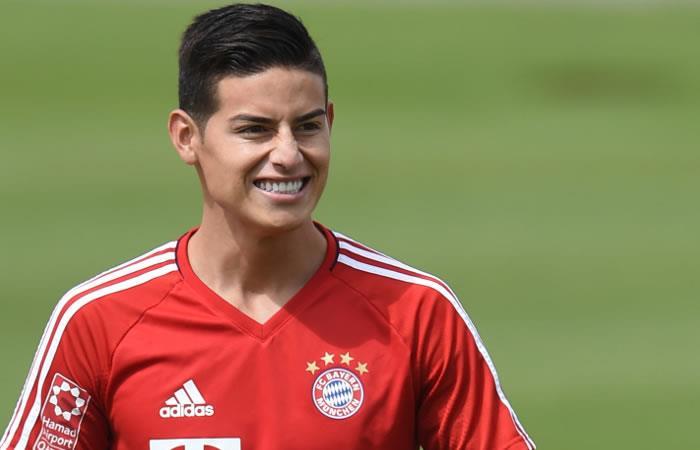 Un chivatazo pone en alerta a Florentino Pérez del lío que hay montado con James en el Bayern