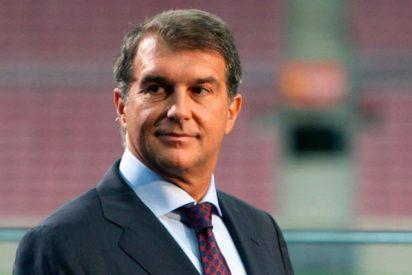 Joan Laporta viene con un fichaje estrella para el Barça bajo el brazo