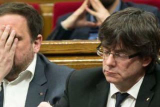 """Carlos Herrera se pregunta si había algún """"imbécil"""" que se creía que Puigdemont y Junqueras iban a proclamar la independencia catalana"""