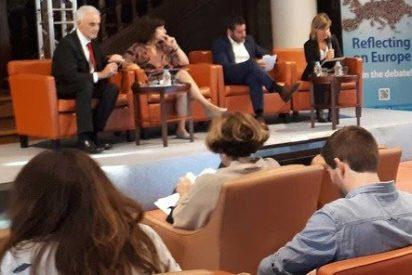 Los jóvenes vascos se suman al debate sobre el futuro de Europa