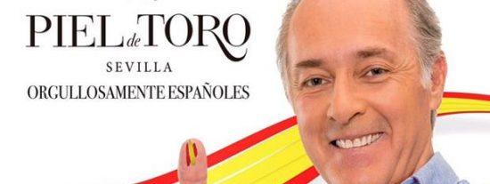 El torero que da un pase de pecho a los independentistas llenando Barcelona de banderas españolas
