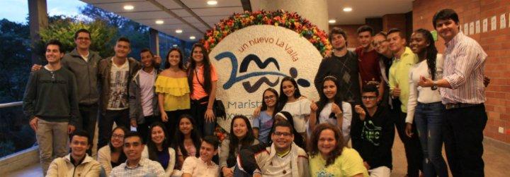 """Los jóvenes retan a los Hermanos Maristas: """"Sigan siendo testimonio de esperanza y caminemos juntos"""""""