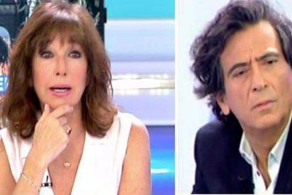 Ana Rosa indignada con Arcadi Espada por su defensa al ex marido de Juana Rivas