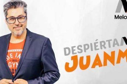 Juanma Ortega es el sustituto de Nuria Roca en las mañanas de Melodía FM