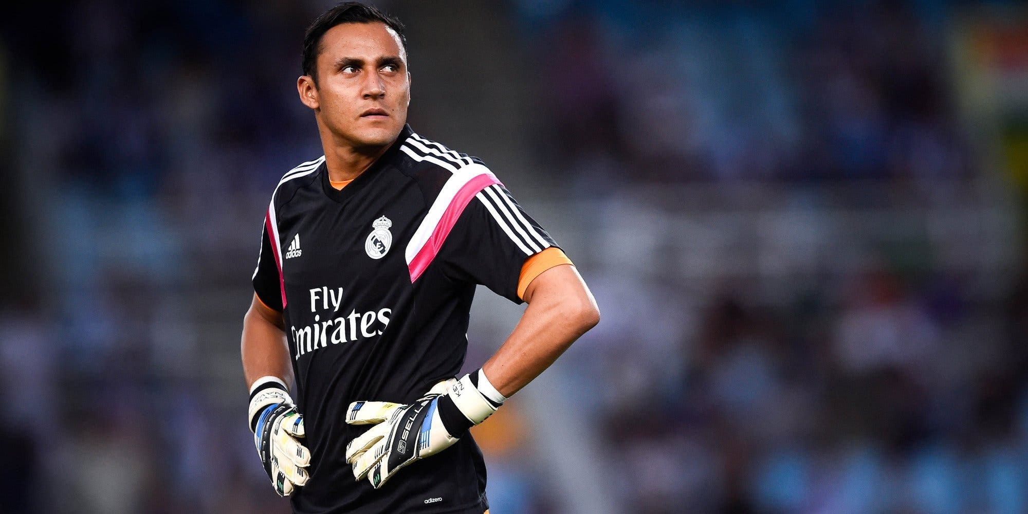 Keylor Navas estalla en el Real Madrid (y hace llegar un mensaje bestial a Florentino Pérez)