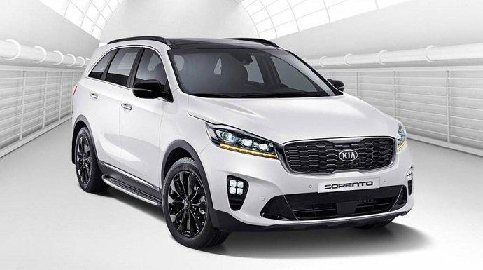 Kia actualiza el Sorento, su SUV de 7 plazas