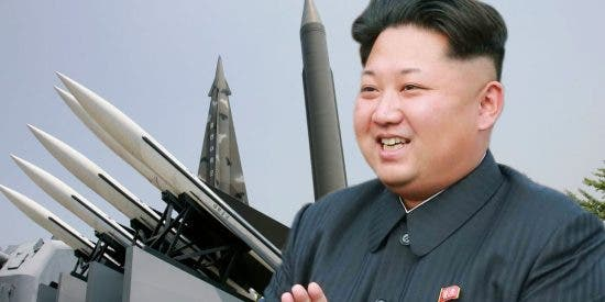 """Kim Jong-un: """"Domesticaré con fuego al viejo chocho estadounidense"""""""