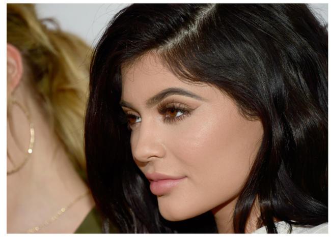 ¿Es esta la foto que demuestra que que Kylie Jenner está embarazada?