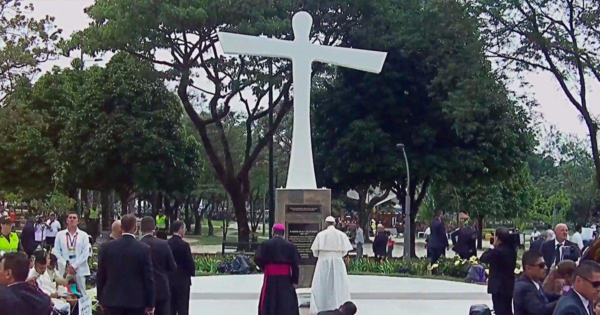 ¡Gracias Papa Francisco!