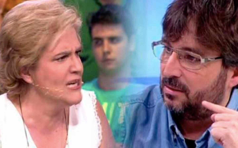 """La fanática Rahola insulta a Évole por su """"falta de compromiso con la causa"""""""