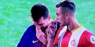 La lección de Leo Messi a Cristiano Ronaldo en el Girona-Barça
