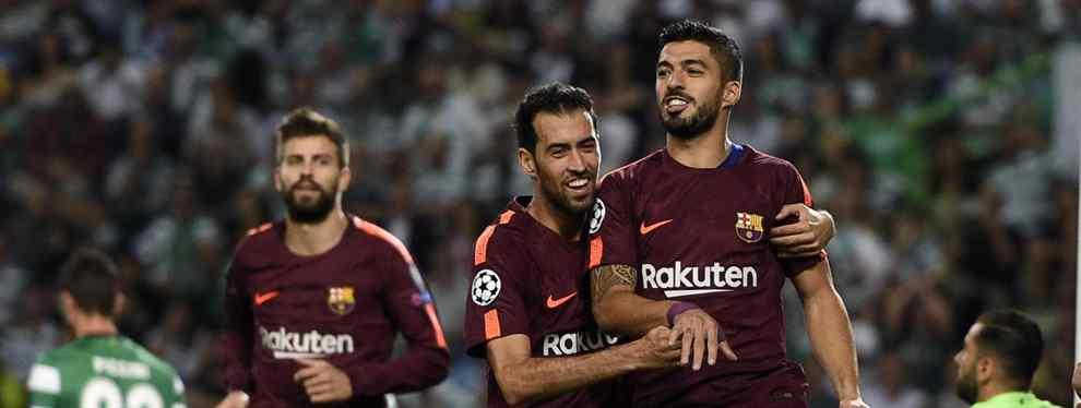 La mentira de Luis Suárez que corre como la pólvora en el Barça