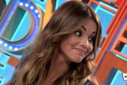 Mediaset le tiende una encerrona de mal gusto a una Lara Álvarez que se queda muda