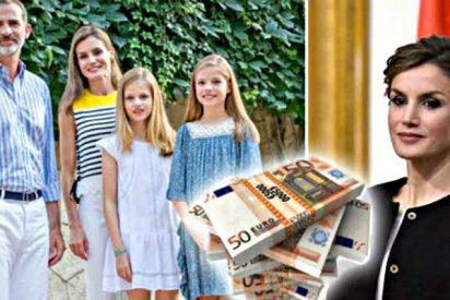 ¿Posee la Reina Letizia una fortuna de más de 8 millones de euros?
