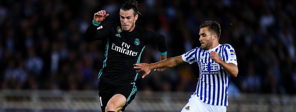 Lío con Gareth Bale: bestial lluvia de palos en el Real Madrid que no tapa ni el gol