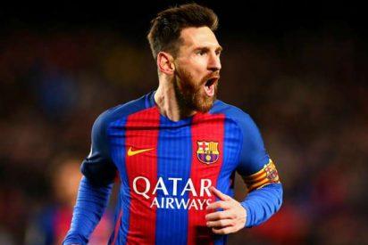 El Barça le toma el pelo a Messi (y se lía la de Dios en el vestuario azulgrana)