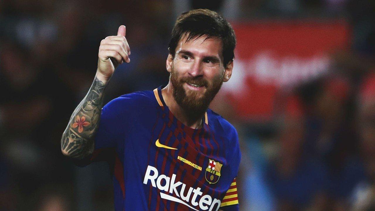 Messi salva el cuello a un crack del Barça (y Florentino Pérez espía a un fichaje de Valverde)