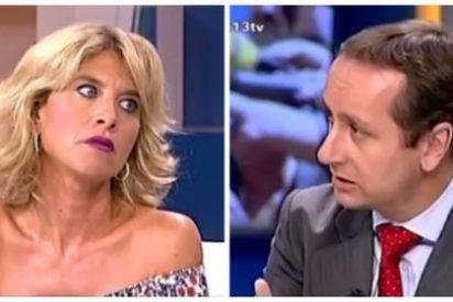 Carlos Cuesta le da un repaso constitucional en toda regla a Eva Llarandi por tragarse el sapo de las naciones de Sánchez