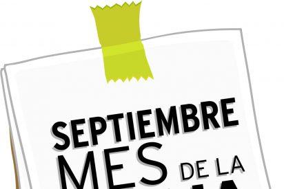 Septiembre, mes de la Biblia 2017