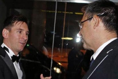 Los movimientos de Messi (en la sombra) para desmontar a Bartomeu y compañía