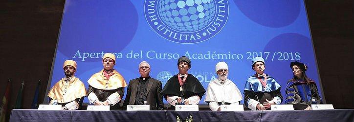 """Gabriel Pérez Alcalá: """"Sólo las universidades cosmopolitas serán capaces de atraer el talento """""""