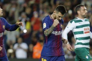 Luis Suárez agita el Barça - Éibar tras el 'palo' de Valverde con un Top Secret (y Messi interviene)