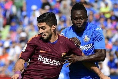 Luis Suárez se las tiene con Valverde (y Messi interviene)