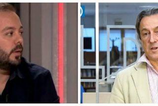 """Hermann Tertsch, a la yugular de Antonio Maestre por criticar el despido de la separatista que insultó a Arrimadas: """"Este es Puerto Hurraco con labia comunista"""""""