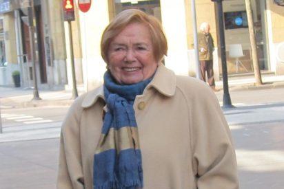 La histórica librera socialista María Teresa Castells muere atragantada