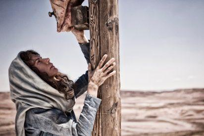 """Francisco: """"Al pie de la Cruz María dio a luz a la Iglesia"""""""