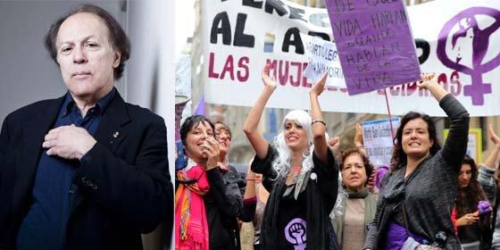 Javier Marías da en el clavo y donde más duele a las feministas radicales