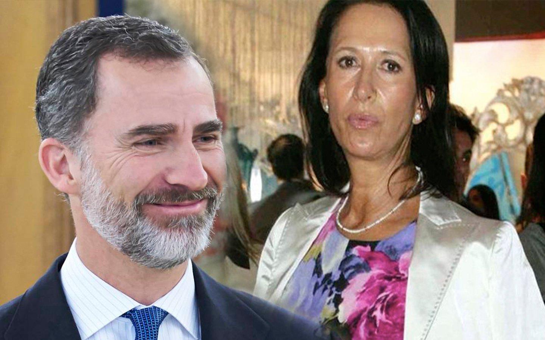 Felipe VI se reencuentra con Marta Gayá, amiga 'entrañable' de su padre