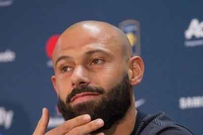 El Barça ata al relevo de Mascherano en una negociación sorpresa