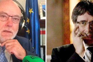 El Fiscal General Maza le parte el pecho al gallito separatista Puigdemont por sacarlo tanto ante Évole