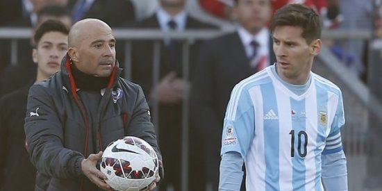 El pacto de Jorge Sampaoli con Leo Messi en su reunión en Barcelona