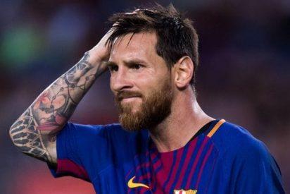 La charla de Messi y Luis Suárez con Dembélé (con Neymar de por medio)