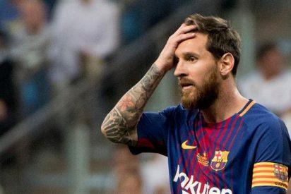 Messi avisa de un lío muy serio con un crack de Valverde en el Barça
