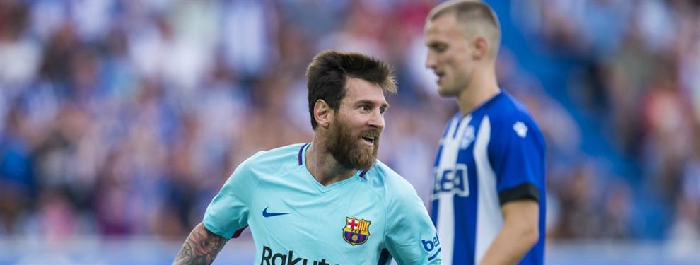 Messi empieza a recibir los primeros cantos de sirena para dejar al Barça (ojo al bombazo)
