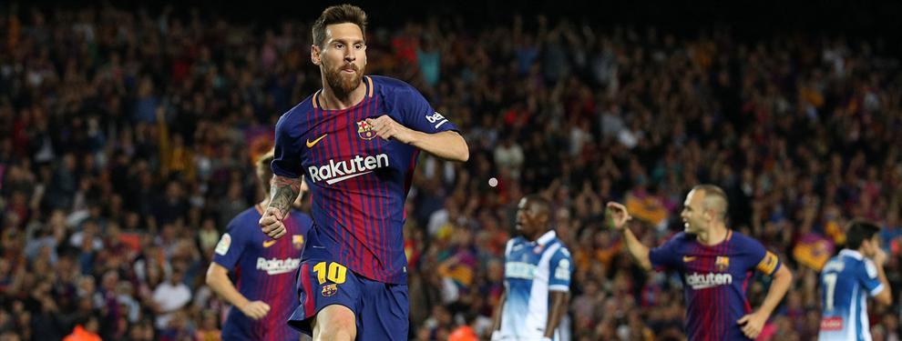 Messi le pone la cruz a un jugador del Barça: ojo a la reacción del argentino