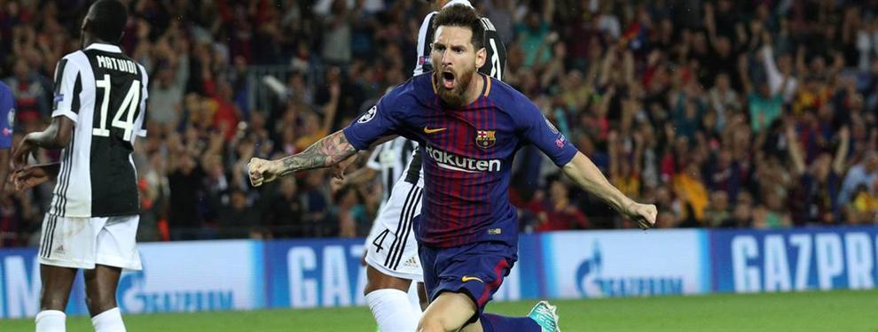 Messi le recomienda a uno de los jugadores del Barça que se vaya buscando equipo