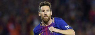 Messi manda el primer mensaje a Dembélé (y tapa un lío en el Barça-Juventus)