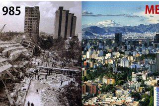 El aciago septiembre: del terremoto de 1985 al de hoy