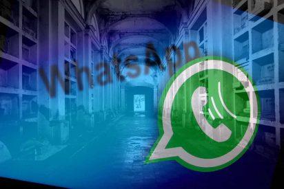 [VÍDEO] La espeluznante conversación de WhatsApp que aterroriza a miles de usuarios